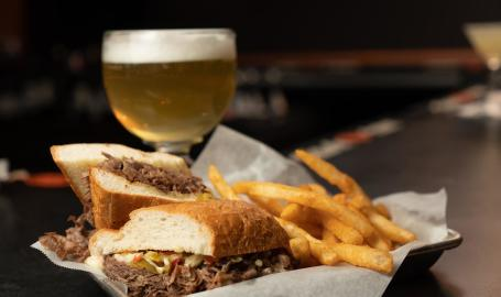 Chop House Beef Sandwich