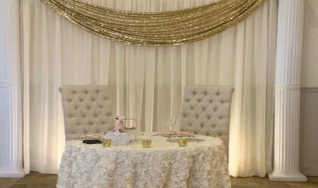 Bride-groom-table