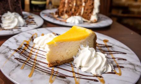 Prime Steakhouse cake