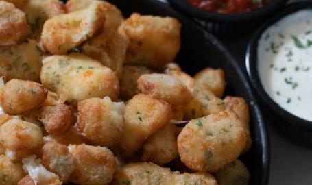 Chop House Cheese Curds
