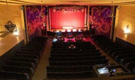 Hobart Art Theater Stage
