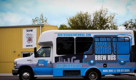 Brew Bus 1