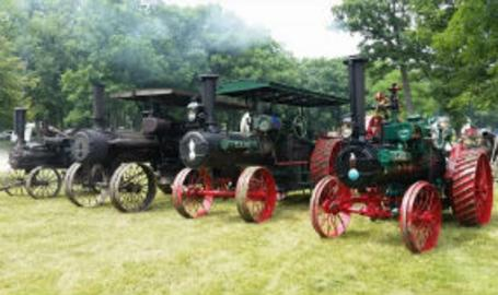 South Lake County agricultural tractor club