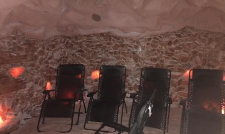The salt cave