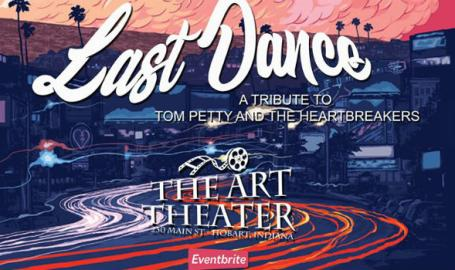 Tom Petty Tribute by Last Dance at the Hobart Art Theater