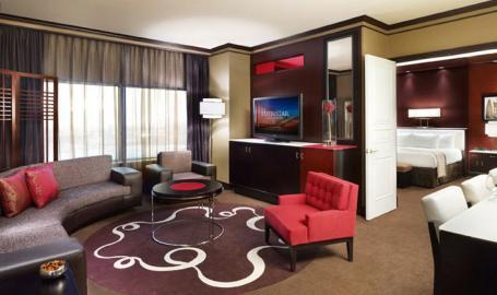 Ameristar Casino East Chicago Accomodations Suite