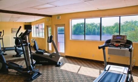 Best Western Indian Oak Chesterton Hotel Fitness