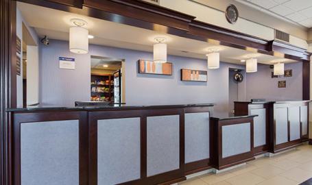 Best Western Northwest Indiana Inn Hammond Front Desk