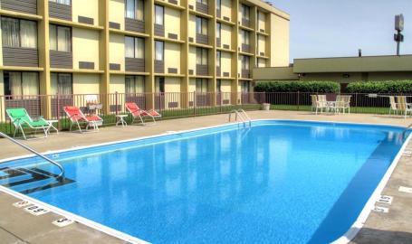 Best Western Northwest Indiana Inn Hammond Pool