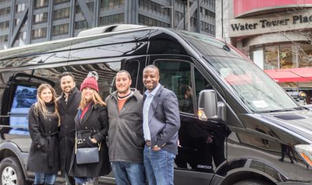 Group Visit to Michigan Ave