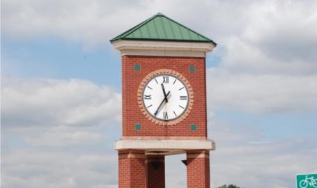 City of Hobart Clocktower