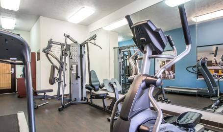 Comfort Suites Hotel Merrillville Fitness