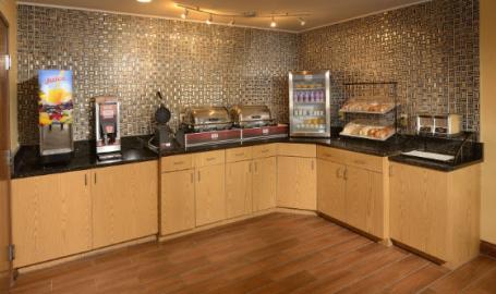 Breakfast Food Area