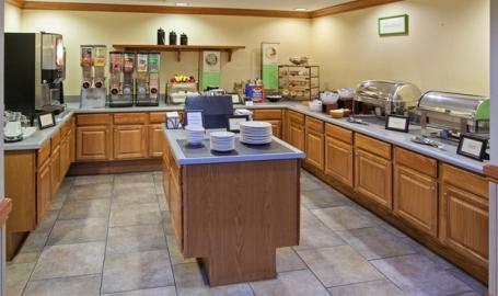 Country Inn & Suites Hotel Portage Breakfast