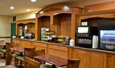 Country Inn and Suites Hotel Valparaiso breakfast