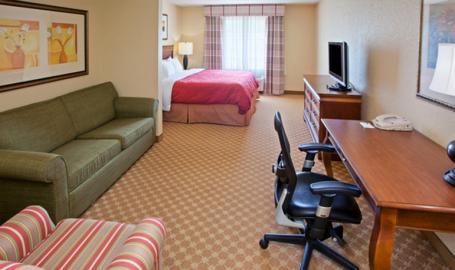 Country Inn and Suites Hotel Valparaiso studio suite
