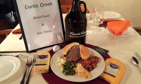 Curtis Creek Golf and Grill Rensselaer