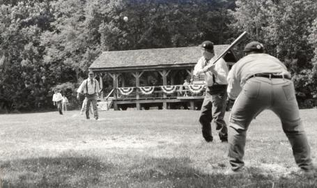Deep River County Park Things to Do Hobart Grinders Baseball
