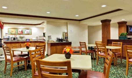 Fairfield Inn Hotel Merrillville Breakfast