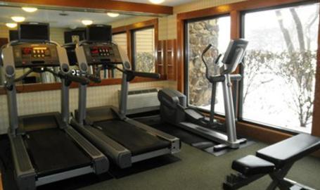 Clarion Hotel Merrillville Fitness Center
