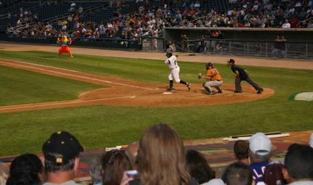 Gary SouthShore RailCats Things to Do Game