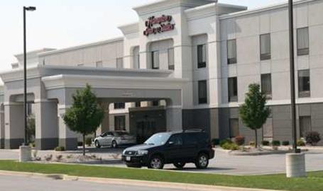 Hampton Inn & Suites Hotel Munster Exterior
