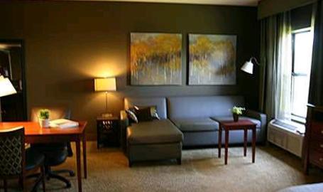 Hampton Inn & Suites Hotel Valparaiso Executive Suite