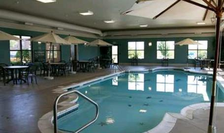 Hampton Inn & Suites Hotel Valparaiso Pool
