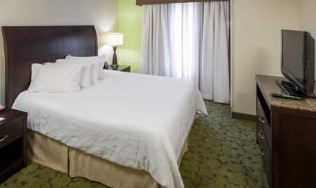 Hilton Garden Inn Merrillville Hotel king