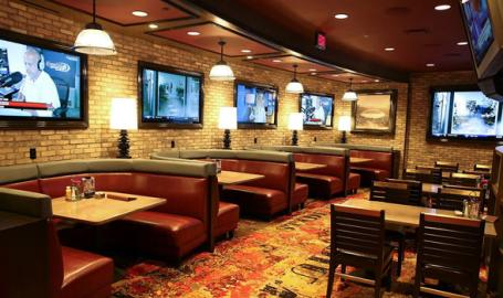 Stadium Bar and Grill at Ameristar Casino Interior
