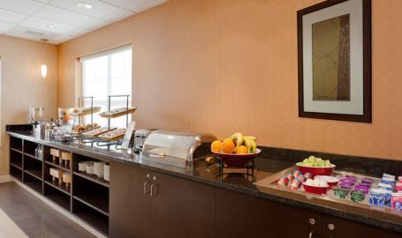 Residence Inn Hotel Merrillville Breakfast