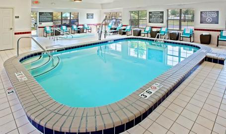 Residence Inn Hotel Merrillville Pool
