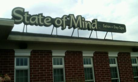 State of Mind Salon and Day Spa Crown Point Exterior