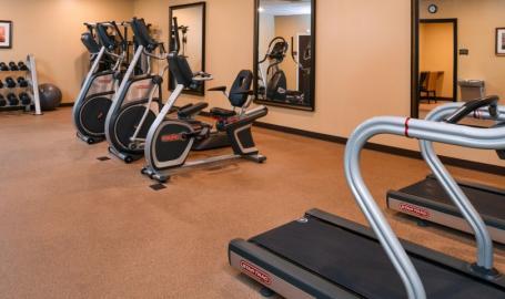 Staybridge Suites Merrillville Hotel fitness