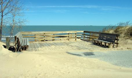 Whihala Beach Whiting deck