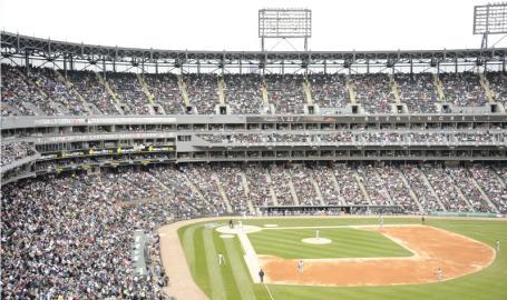 White Sox Baseball Things to Do Chicago ballpark