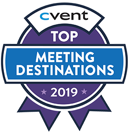 Cvent Top 50 Meeting Destinations 2019