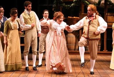 Christmas Carol at Geva Theatre