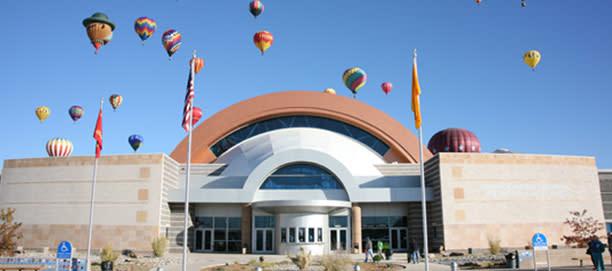 Balloon Museum