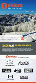 Eldora Ski Brochure
