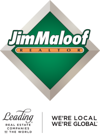 Jim Maloof vertical logo