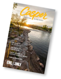 Casper Official Guide and Trip Planning Itinerary
