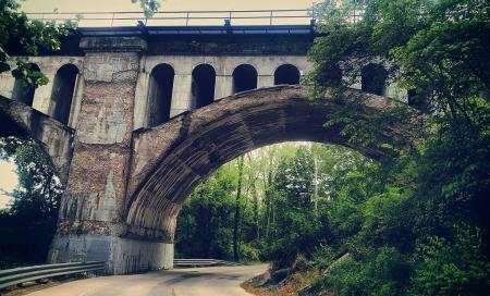Avon Haunted Bridge