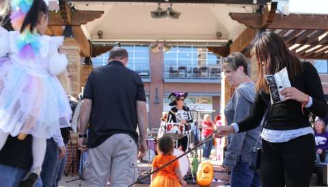 Downtown Overland Park's Trick or Treat