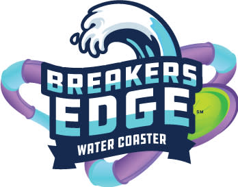 Logo - Breakers Edge for Hersheypark