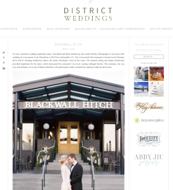 District Weddings