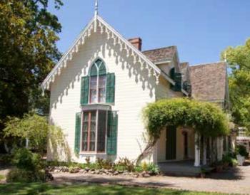 General Vallejo's Home