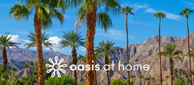 Oasis at Home - TBID Page