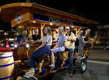 Pedal Pub Tour