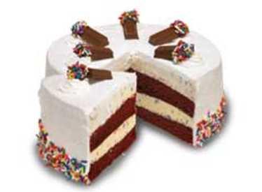 Cold Stone Creamery Cake